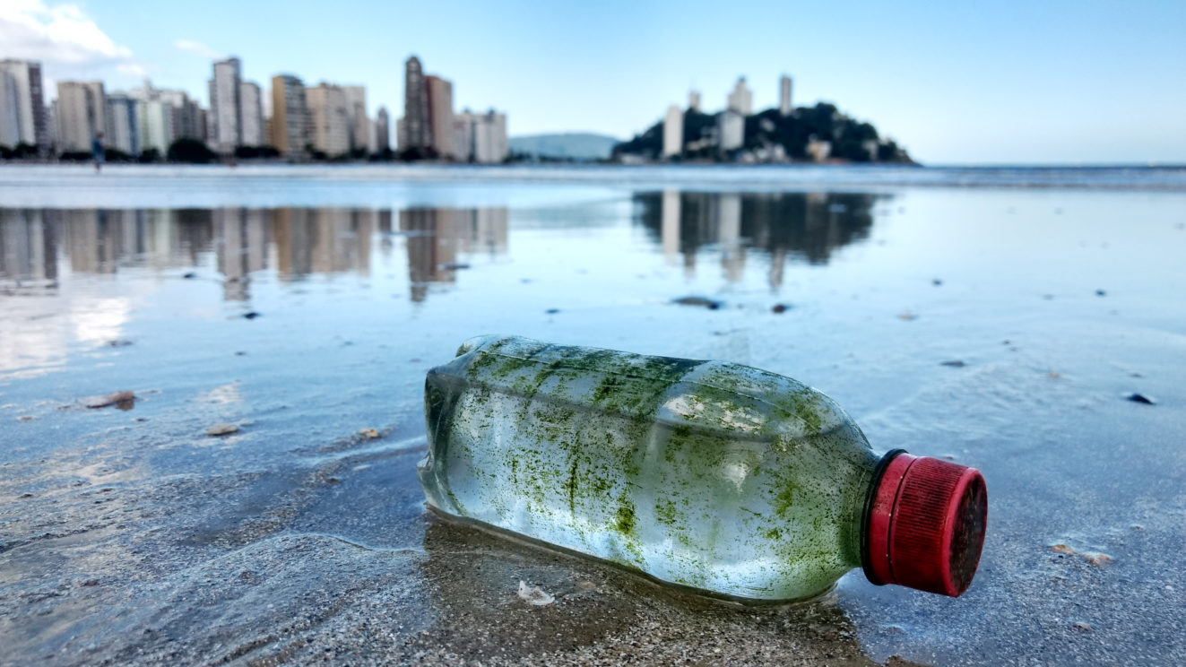 ده دلیل برای توقف استفاده از بطریهای پلاستیکی
