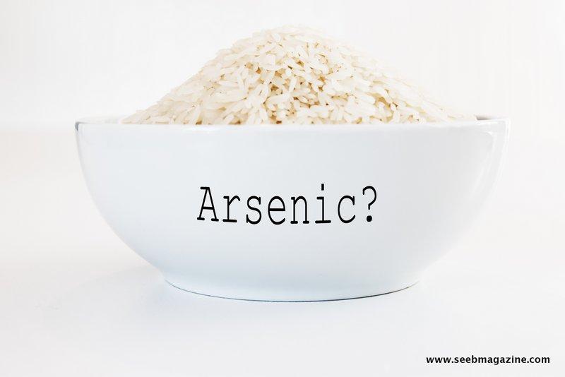 برنج و آرسنیک
