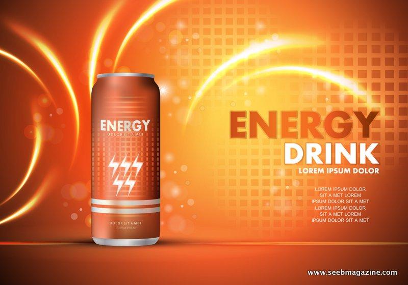 نوشیدنی های انرژی زا (Energy Drinks)