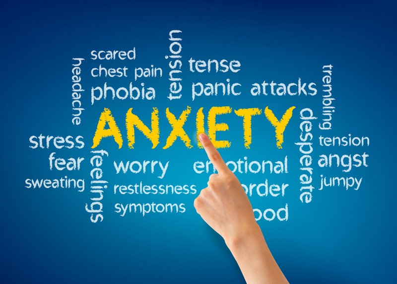 اختلالات اضطرابی (Anxiety Disorders)