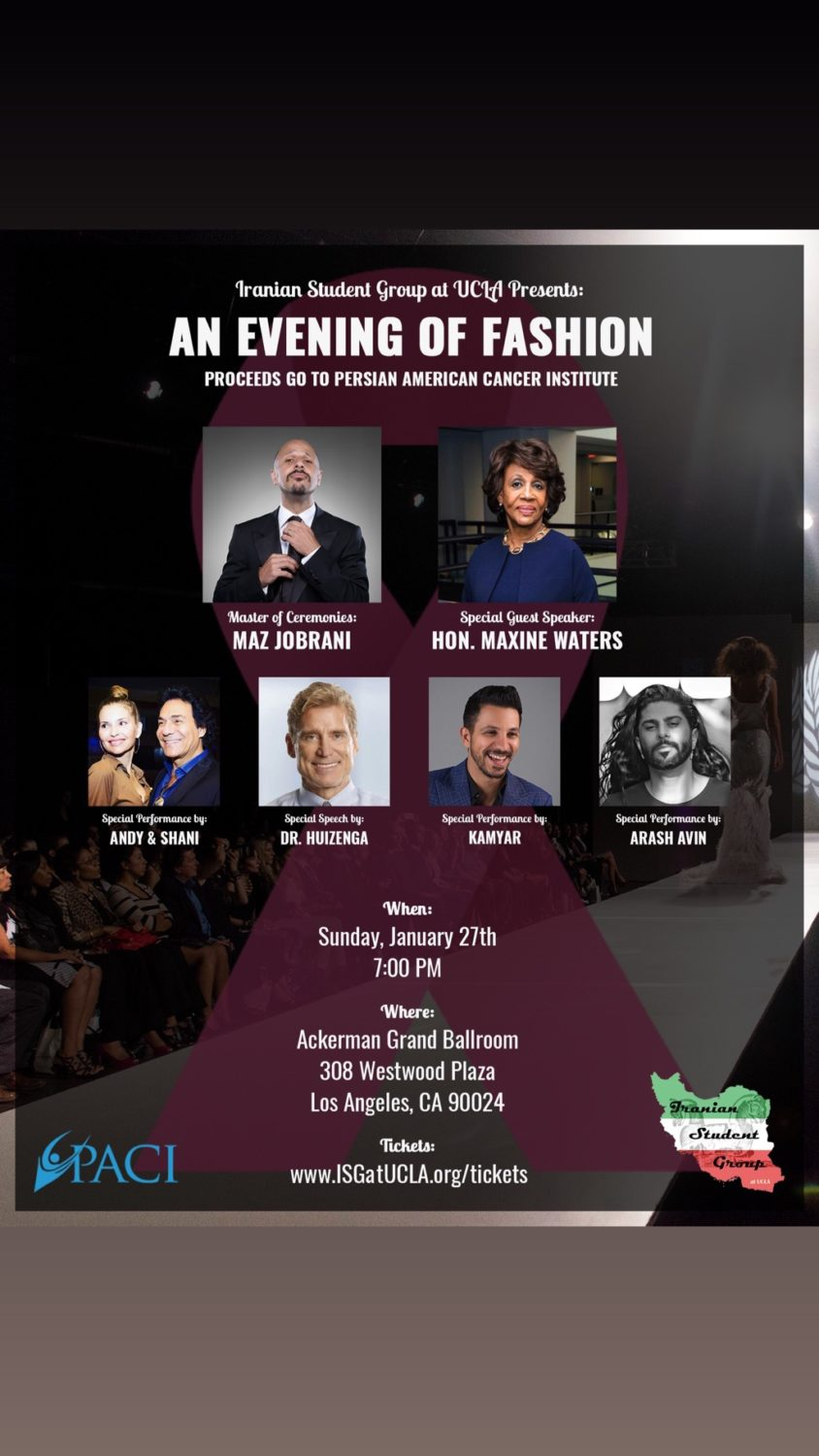 An Evening of Fashion