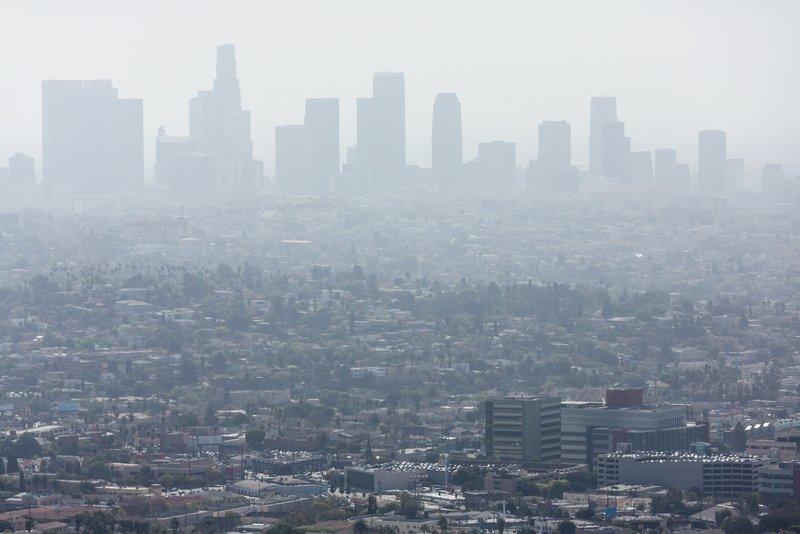 آلودگی هوا در کالیفرنیا – قسمت اول