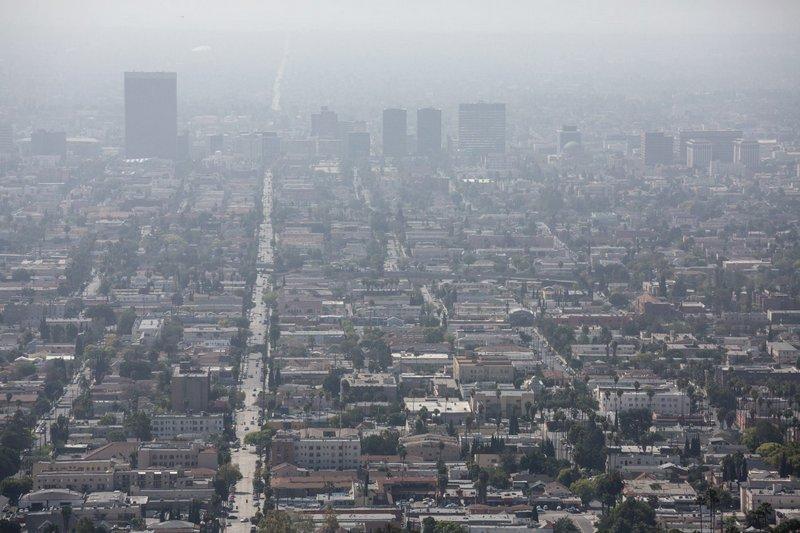 آلودگی هوا در کالیفرنیا – قسمت دوم