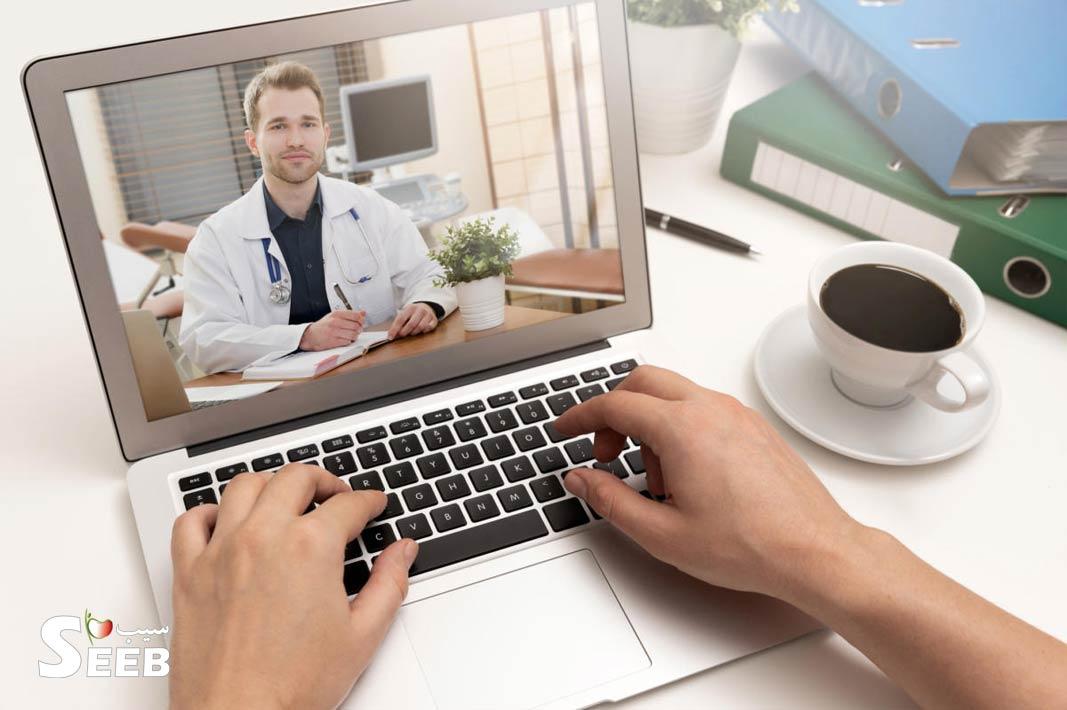 سلامتی از راه دور یا پزشکی از راه دور ( Telehealth or Telemedicine )
