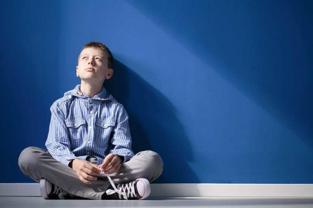 اختلال طیف کودک اوتیسم