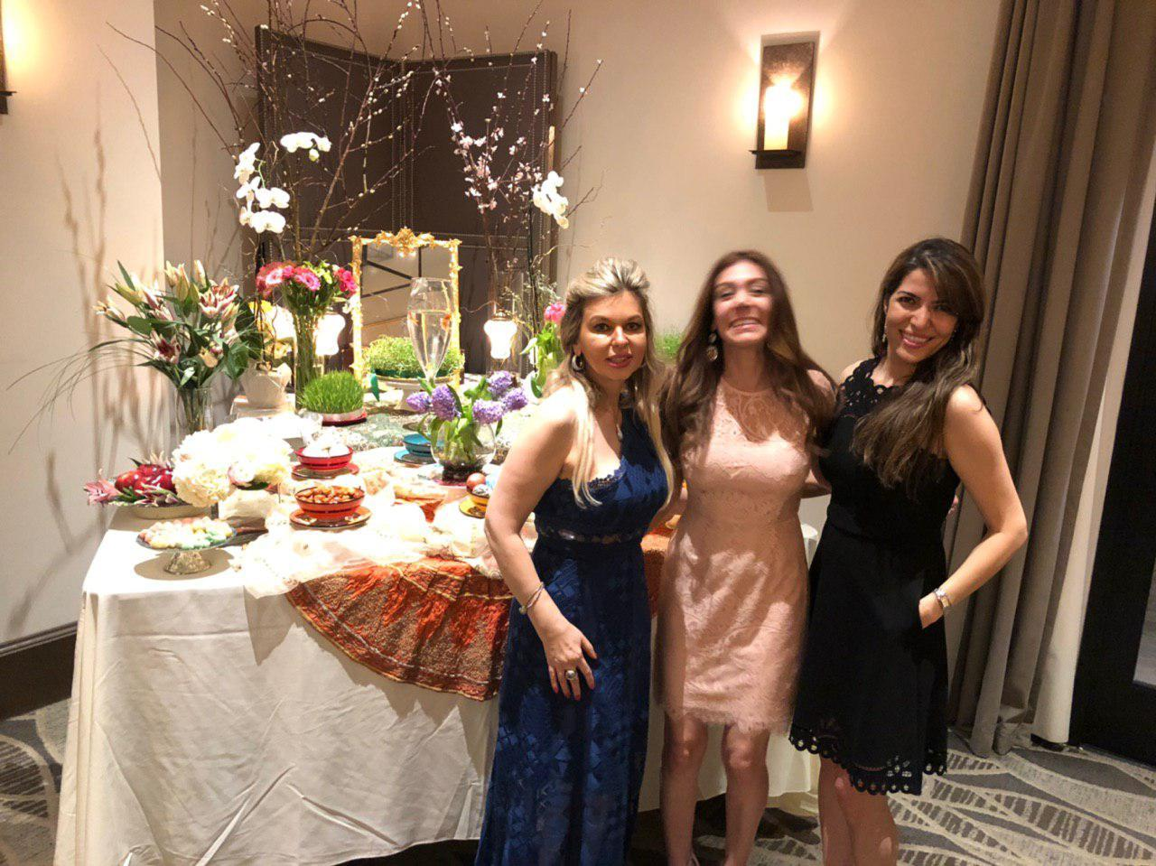 The Academy of Persian American Physicians Nowruz Gala