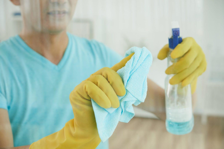 ضدعفونی کردن سطوح  ویروس کرونا