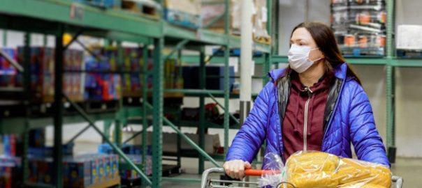 خرید مواد غذایی و رژیم غذایی در دوران ویروس کرونا