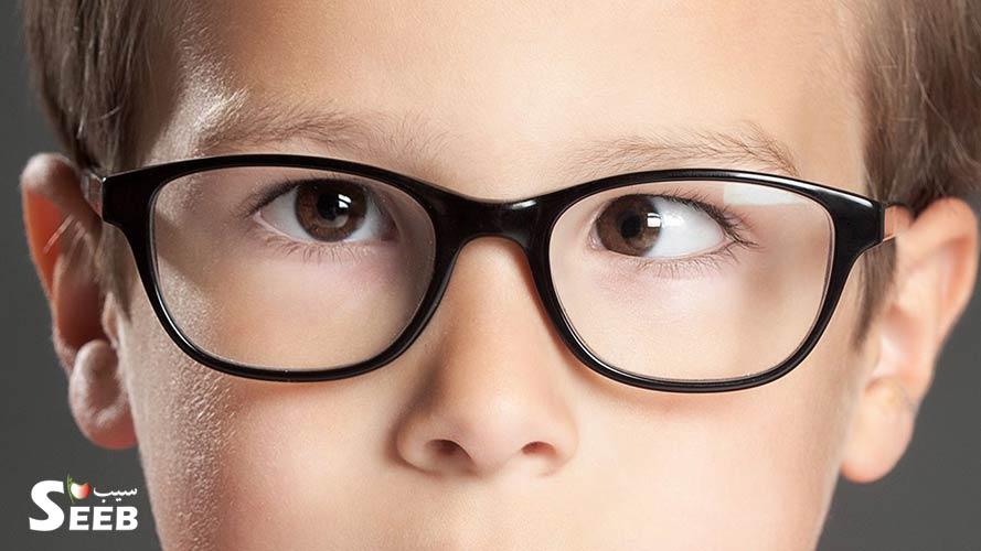 انحراف چشم یا استرابیسم