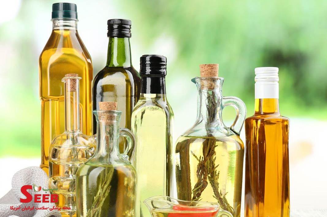 روغن های مضر برای سلامتی، روغن پنبه دانه، سویا، ذرت و آفتاب گردان