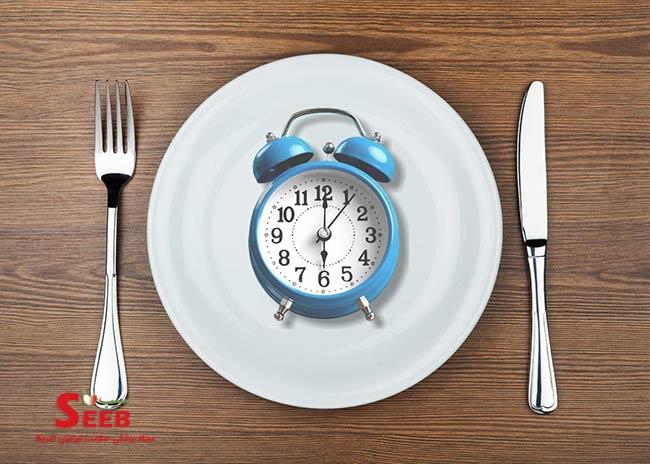 روزه داری کاهش وزن