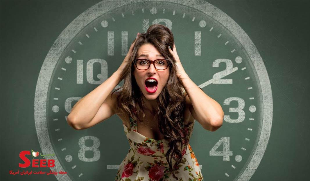 ساعت زیستی بدن چیست و ارتباط آن با بیماری های مختلف کدام است ؟