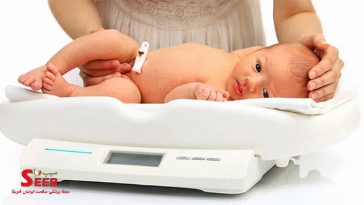 نوزادان نارس و کم وزن