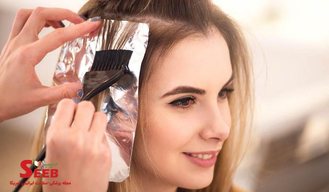 رنگ مو و صاف کننده های شیمیایی، عوامل خطر آفرین در ابتلا به سرطان پستان
