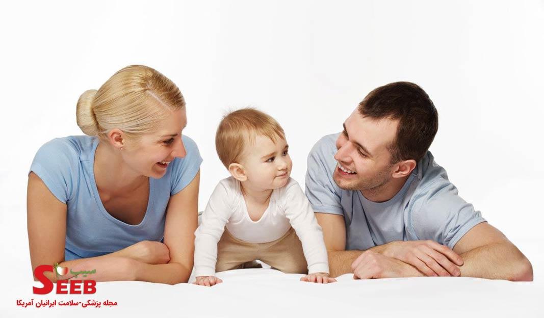 خانواده تک فرزند