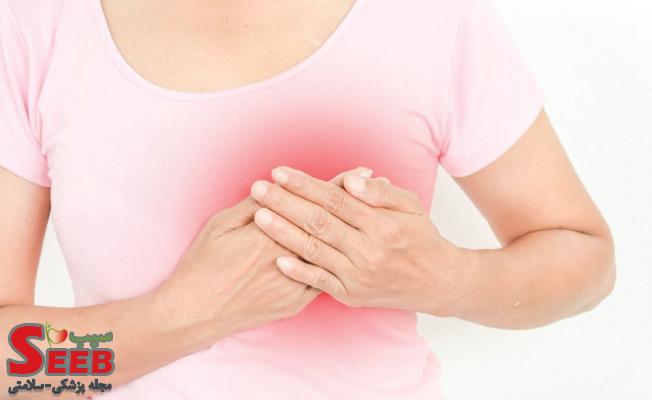 تغییرات فیبروکیستیک در پستانها