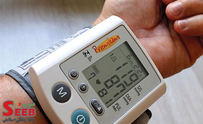 فشار خون بالا و راههای درمان آن