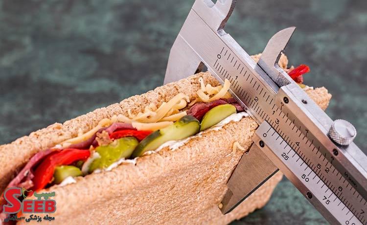 جلوگیری از چاقی در خانه