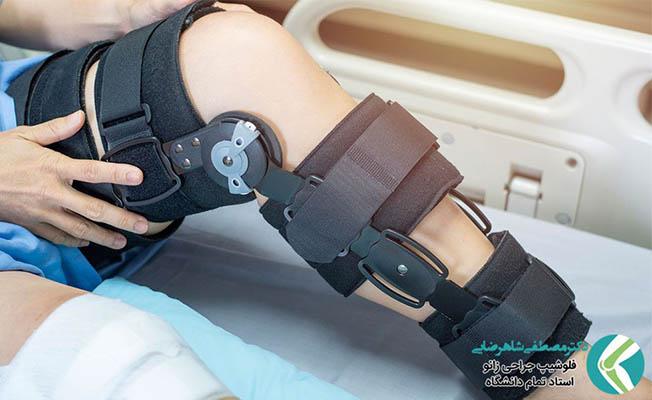 جراحی رباط صلیبی چگونه است است؟